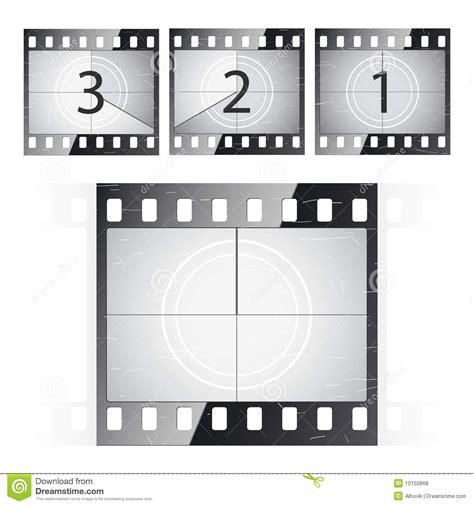 Film Strip Countdown Royalty Free Stock Photos Image Filmstrip Countdown