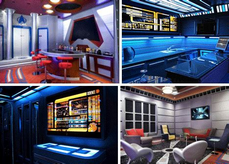 Trek House by Trek Designs The Next Generation Of Fandom