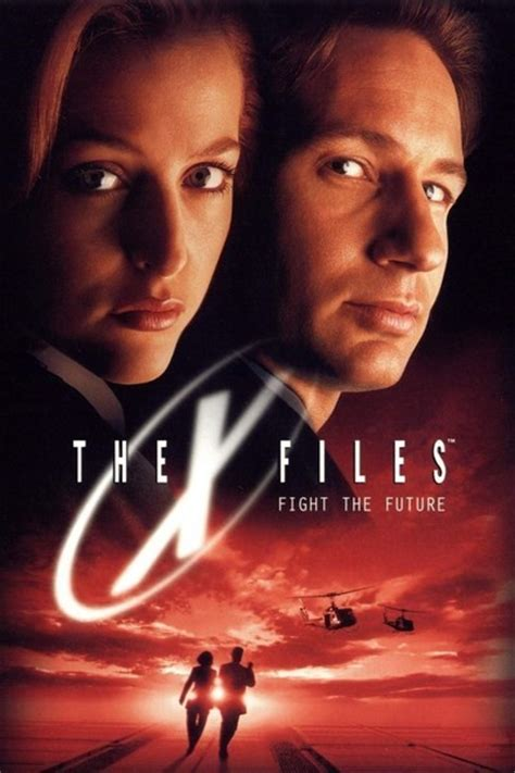 Film X | the x files movie review film summary 1998 roger ebert