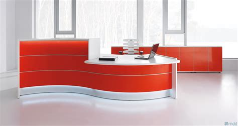 Valde Reception Desk with Valde Modular Reception Desks Msl Interiors