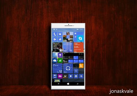 imagenes windows 10 phone shine windows phone 10 concept created by jonas kvale