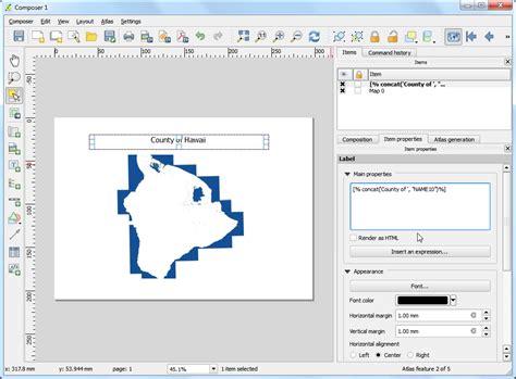 tutorial atlas qgis automating map creation with print composer atlas qgis