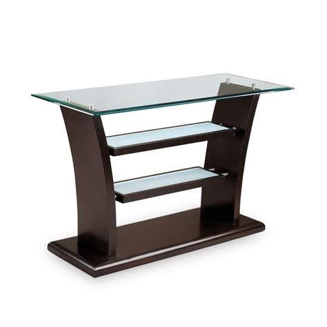 american signature sofa table bell aer sofa table merlot american signature furniture