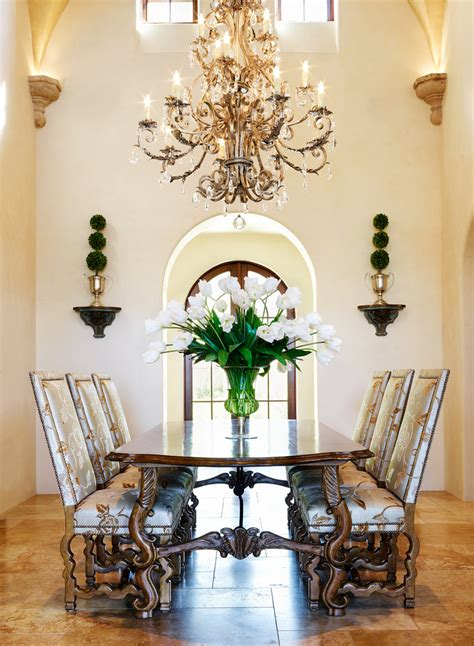 Mediterranean Dining Room Design So Easy Transform Your Space With These Lighting Tricks