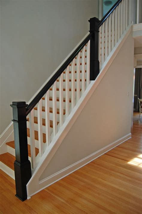 Handrail Kits For Stairs by Interior Wood Stair Railing Kits Newsonair Org