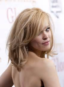 lob hair with side fringe the fringe with ferricchia a cut that works for everyone