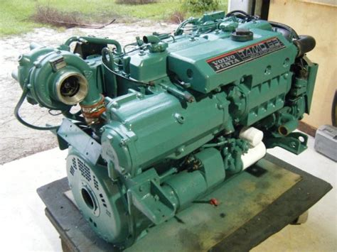 purchase volvo pentatamd edc  hp   rpm marine diesel engine motorcycle  pompano
