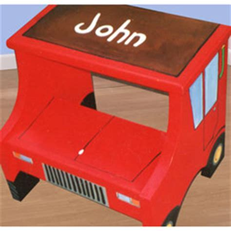 Step Stool For Truck by Personalized Truck Step Stool