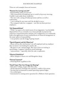 Bad Resume Samples Pdf by Sample Bad Resume Best Business Template