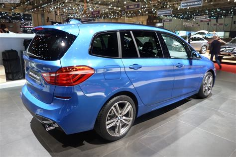 bmw minivan 2015 bmw 2 gran tourer minivan 2016 review