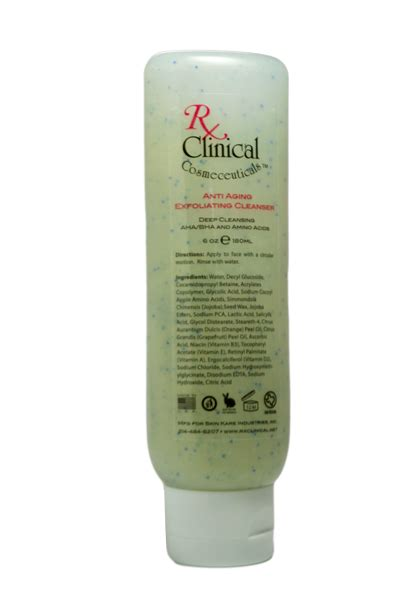 rx clinical cosmeceuticals home rx clinical cosmeceuticals