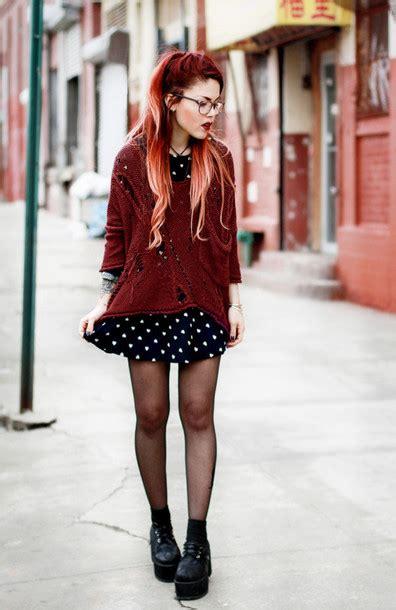 le happy shoes le happy dress sweater wheretoget