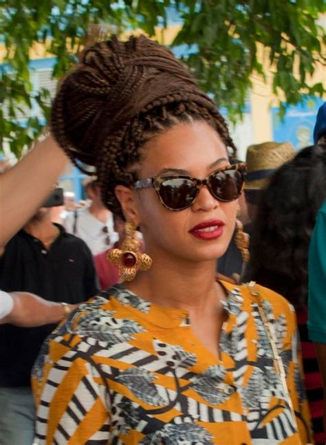 On the best hairstyles for black women based on braids in 2013