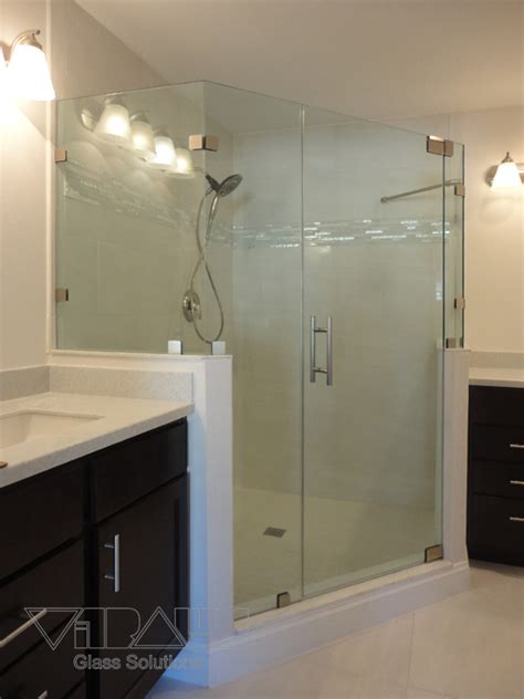Frameless Shower Doors Orlando Glass Shower Doors Orlando Frameless Shower Enclosures Orlando Bathroom Shower Doors