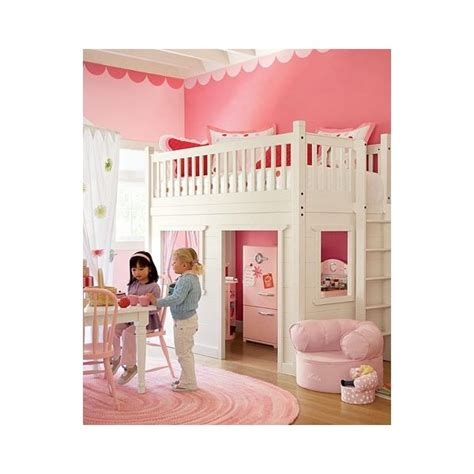 pottery barn kids loft bed playhouse loft bed pottery barn kids dream a little