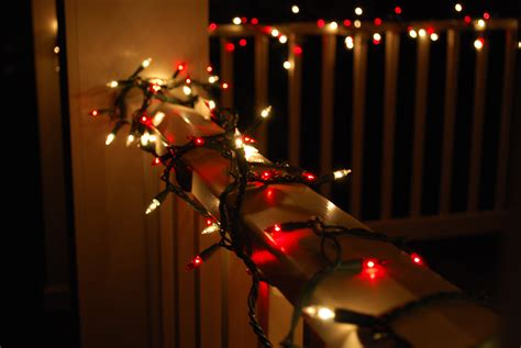 stock detail red white christmas lights official psds