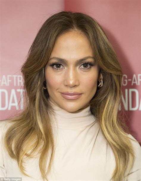 Jlo Ready For Up by Flashes Legs In Tight Lace Up Skirt For