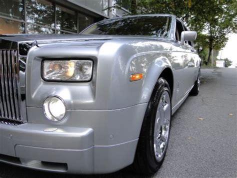 Used Rolls Royce Dealers Sell Used 2005 Rolls Royce Phantom Dealer Serviced