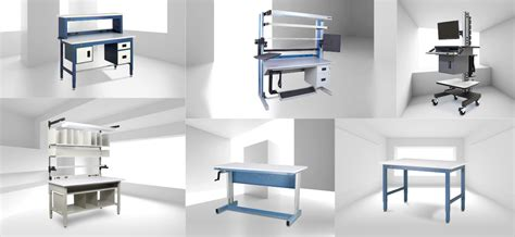warehouse workstation layout industrial workbenches workstations 100 made in usa