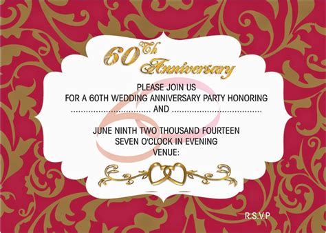 Wedding Anniversary Invitation Card Design by Print Advertisement Idea Design Creative Wedding