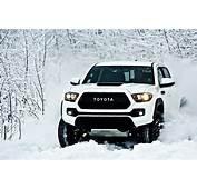 2017 Toyota Tacoma TRD Pro Starts At $40760 Its