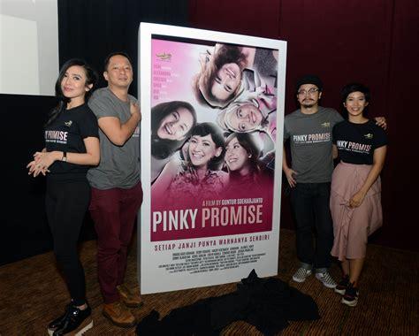 pinky promise film indonesia til di pinky promise dea ananda dikit dikit