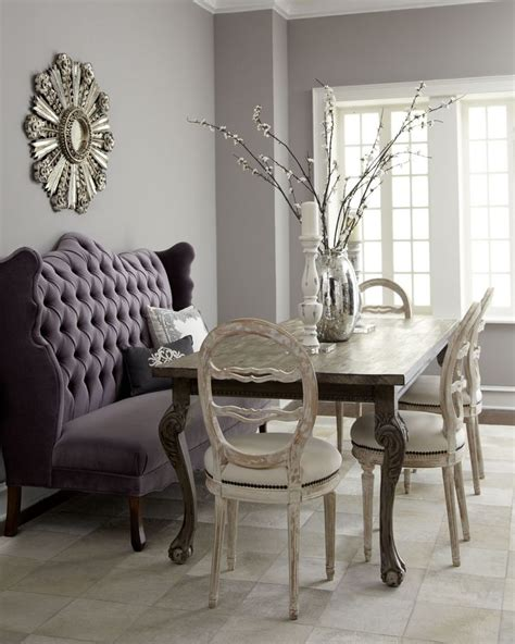Dining Room Banquette Furniture Banquette With Chairs Let S Eat Dining Room