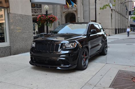 Interior Accents 2012 Jeep Grand Cherokee Srt8 Stock R365c For Sale Near