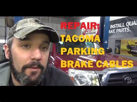 repair anti lock braking 2007 toyota tacoma parking system 2004 tundra parking brake adjust html autos post