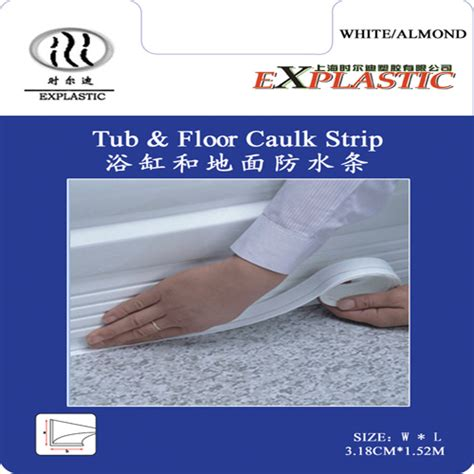 bathtub caulking strips bathtub caulking strips 28 images save 7 easycaulk bathtub shower vanity caulk