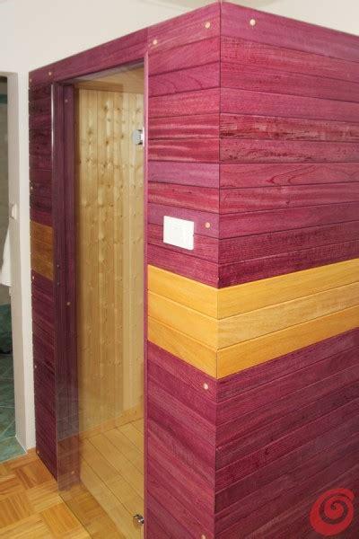 sauna in casa costruire una sauna in casa seconda parte casa e trend