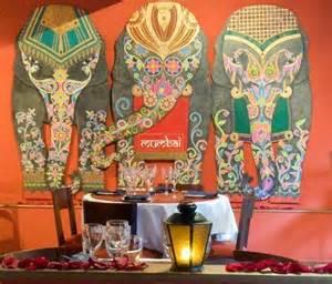 indian restaurant elephants