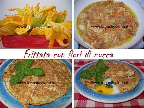 frittata con fiori di zucca frittata con fiori di zucca la pasticciona