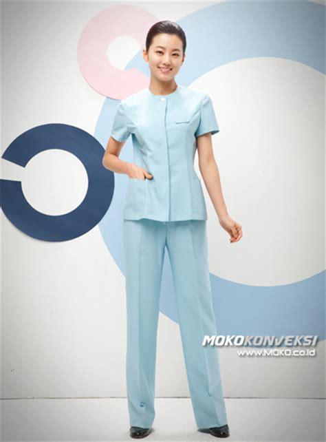 Model Baju Dinas Perawat Seragam Perawat Medis Pakaian Rumah Sakit