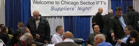 chicago section ift chicago ift 2017 suppliers night