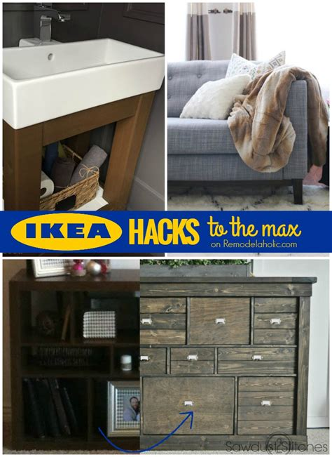 best ikea hacks remodelaholic it s ikea hacks to the max your