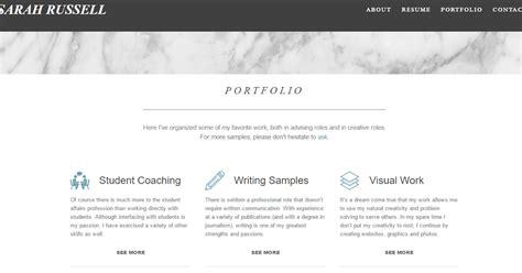 Digital Portfolio For Application Tigers Prepare Why You Should Create A Digital Portfolio