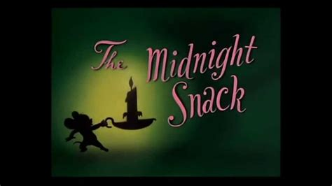 Stop It With The Midnight Snacking by Tom And Jerry 2 Episode The Midnight Snack 1941