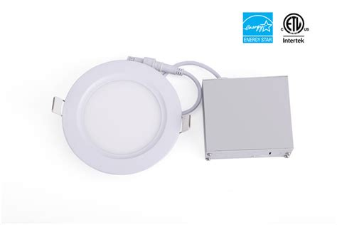 junction box compatible led recessed lights 3inch 5w led recessed slim pot light with junction box