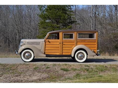 woody ford service 1936 ford woody wagon for sale classiccars cc 782138