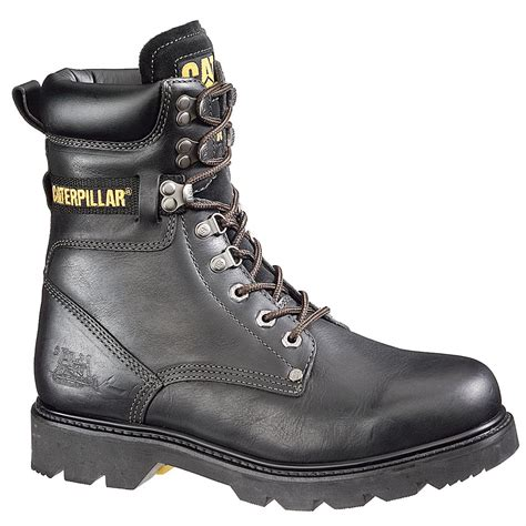s cat indiana fx steel toe boot 98935 work boots at