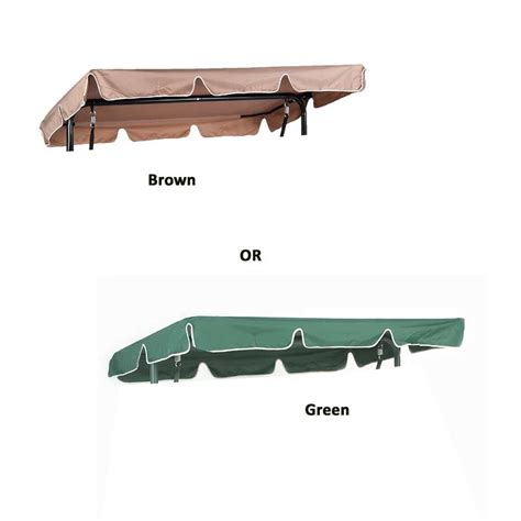 replacement canopy for 3 seater swing customer reviews for replacement canopy for greenfingers 3
