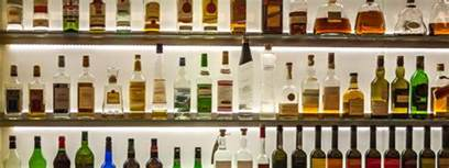 House Over Garage cleaning out the liquor cabinet how to understand the