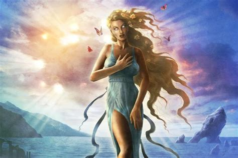 venus greek goddess of love aphrodite greek awesome mythology pinterest