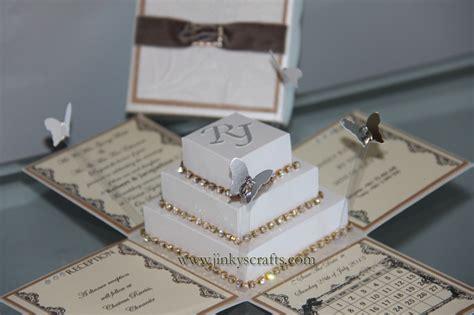explosion box wedding invitation lace wedding invitations bling wedding invitations