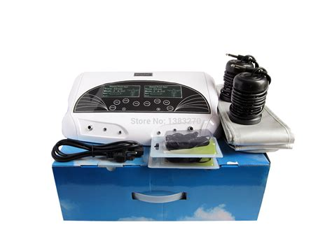 Ionic Detox Machine Manufacturers by Popular Foot Detox Machine Buy Cheap Foot Detox Machine