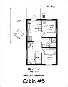 Cabin Floor Plans by Archer S Poudre River Resort Premium Cabin 5