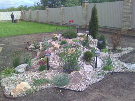 garten ideen gestaltung 1000 ideas about steingarten anlegen on