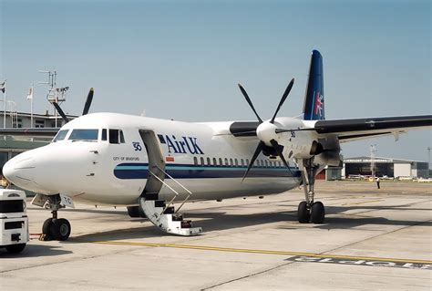Search Uk For Free File Air Uk Fokker 50 Jpg