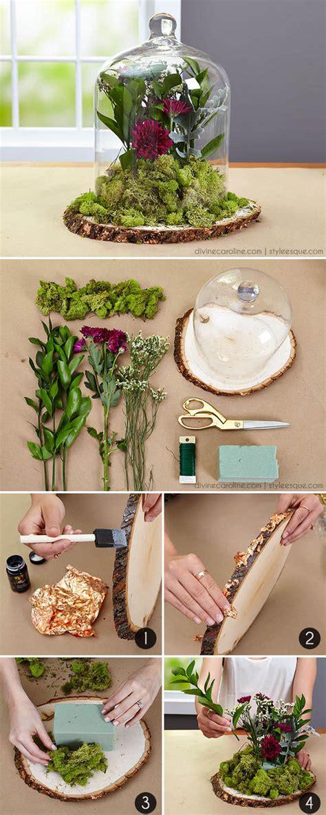 woodland wedding centerpieces 8 effortless diy wedding ideas with tutorials